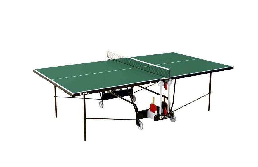 Всепогодный теннисный стол sponeta s 1-72е (германия) фото №1