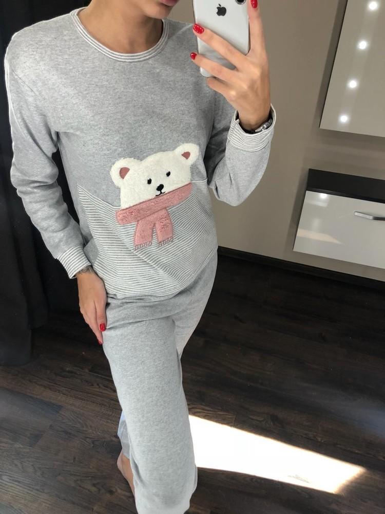Демисезонная пижама турция фото №1