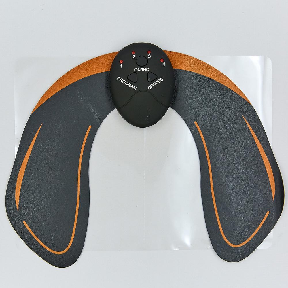 Миостимулятор для мышц ягодиц hips trainer 0323: силикон, abs-пластик, металл фото №1