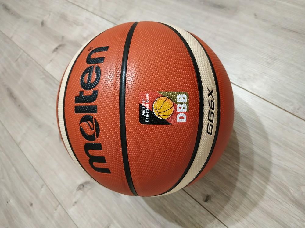 М'яч баскетбольный оригинал gg6x фото №1