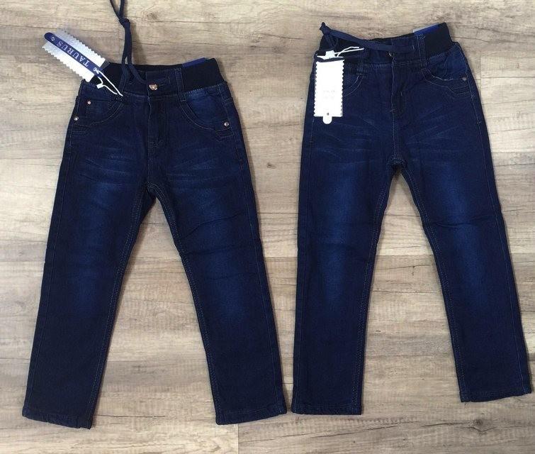 Теплые джинсы на мальчика,фирма taurus.венгрия, джинсы на флисе детские 110,116 , фото №1