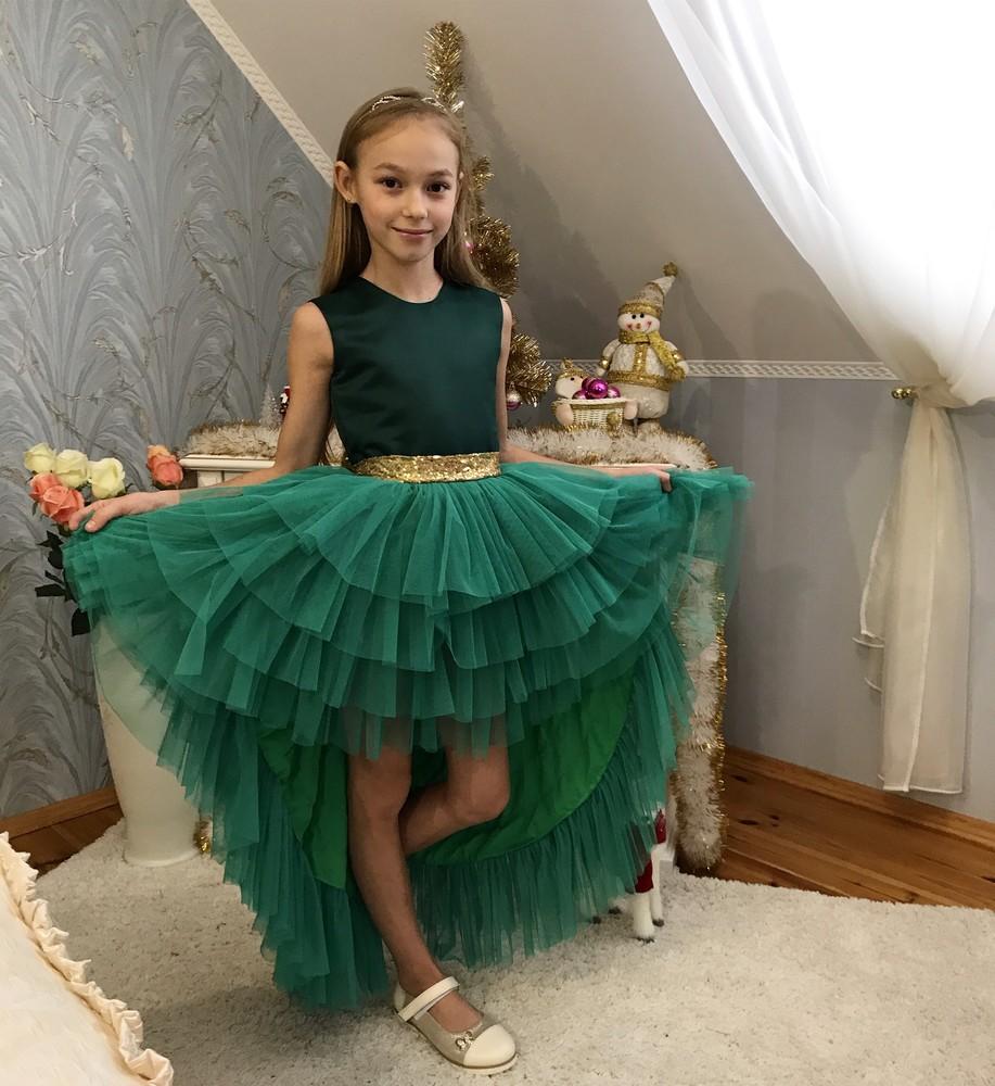 Нарядное платье эрика фото №1