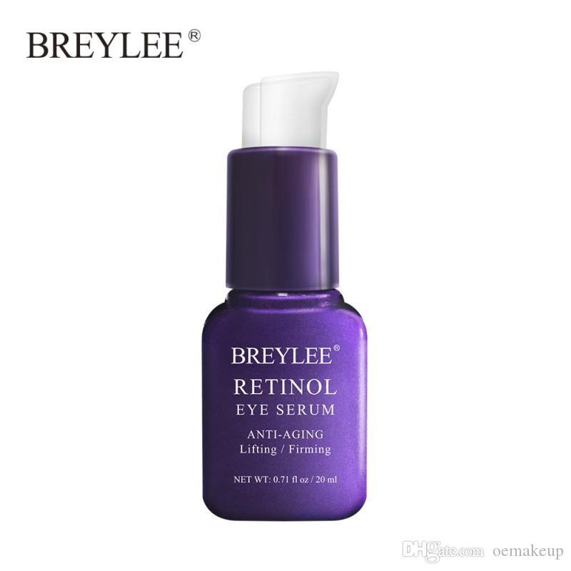 Anti-aging lifting сыворотка с ретинолом для кожи вокруг глаз breylee retinol eye serum фото №1