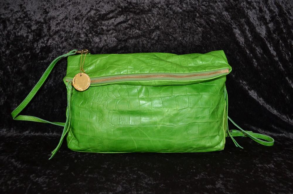 Кожаная сумка bardot rose фото №1