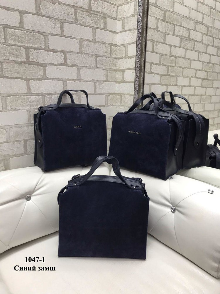 Комплект сумка + клатч фото №1