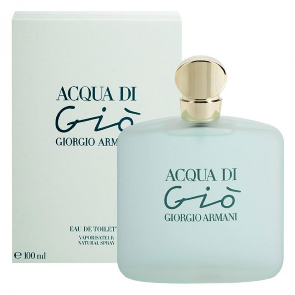 Женская туалетная вода armani acqua di gio women 100 ml фото №1