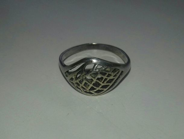 Кольцо. серебряное кольцо. серебро. фото №1