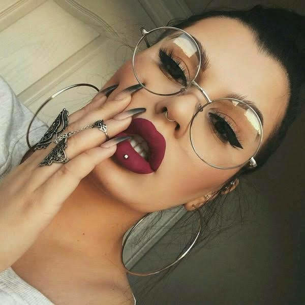 Круглые очки, очки для стиля фото №1
