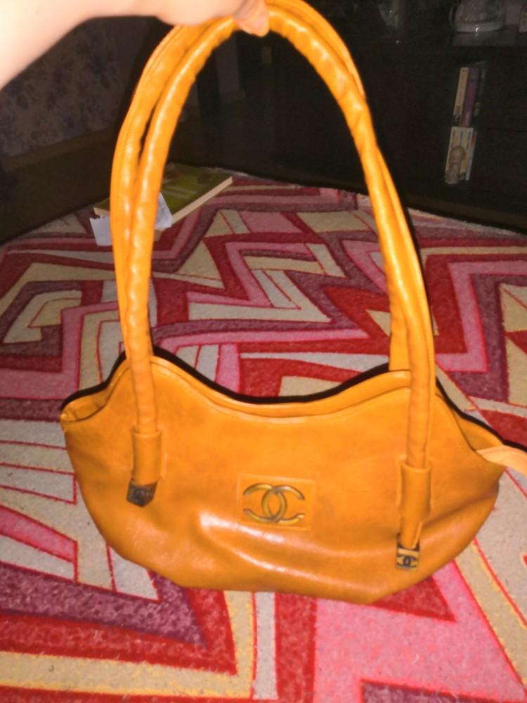 Классная сумочка под chanel фото №1