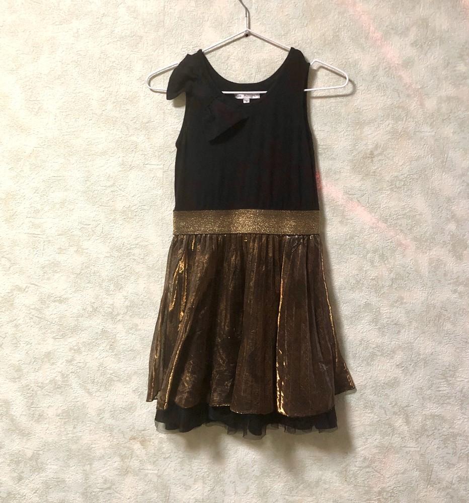 Праздничное суперское платье marks&spenser на 8-11 лет. фото №1