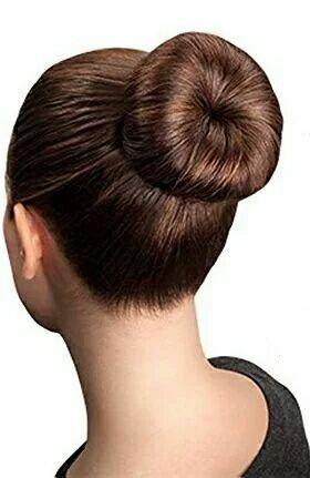Пончик бублик, валик для создания гульки, пучка, аксессуар для волос фото №1