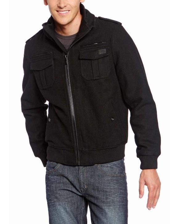 Теплая шерстяная куртка для мужчин с c&a, размер м фото №1