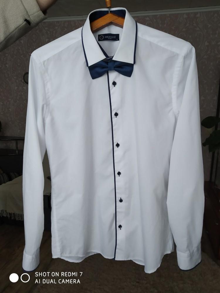 Стильная рубашка фото №1