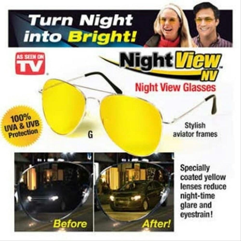 Окуляри нічного бачення night view glasses. фото №1