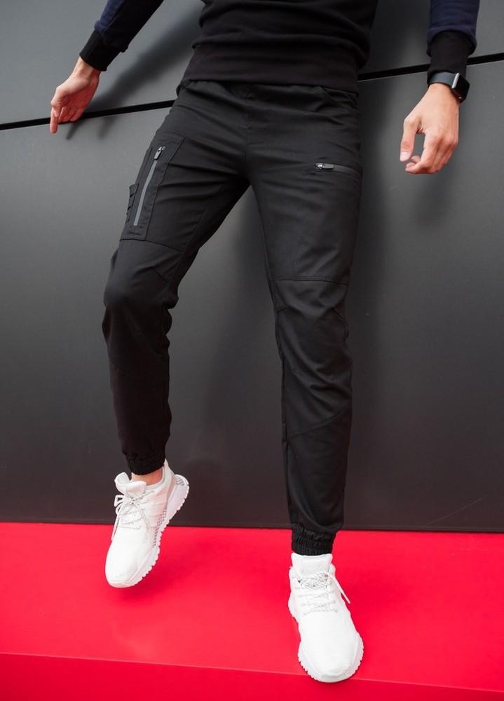 Мужские утеплённые штаны, распродажа фото №1