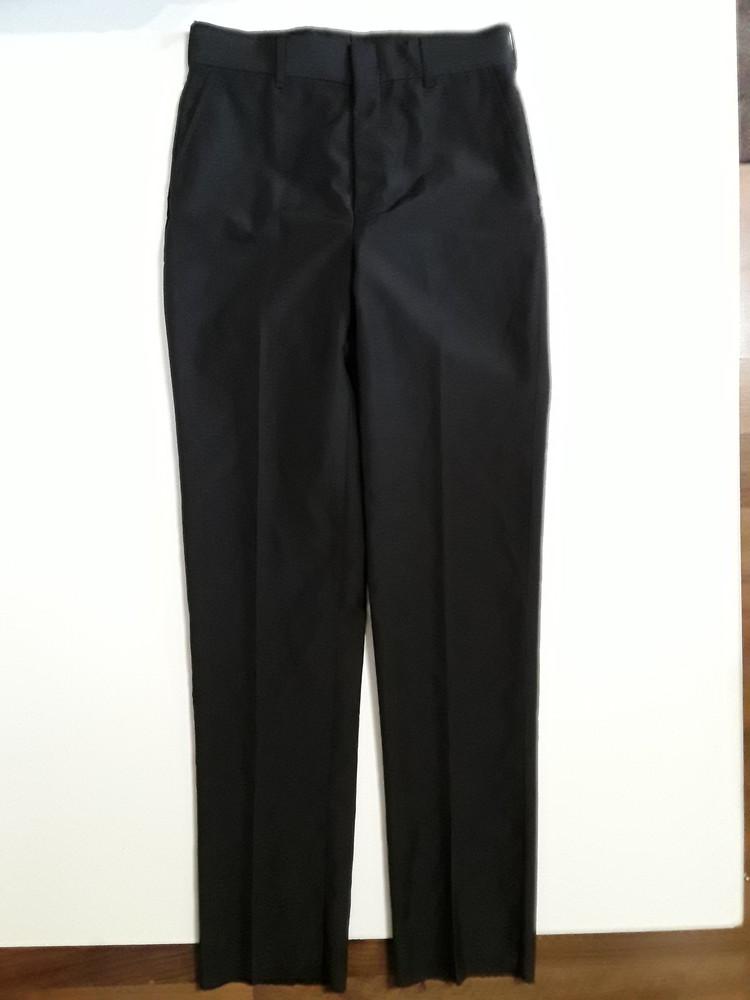 Фирменные брюки штаны шерсть 32р. фото №1