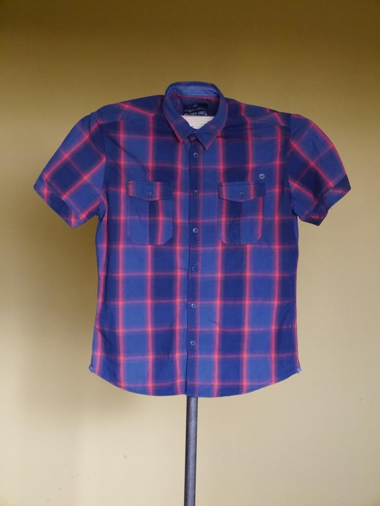 Рубашка-теніска розмір м angelo litrico фото №1