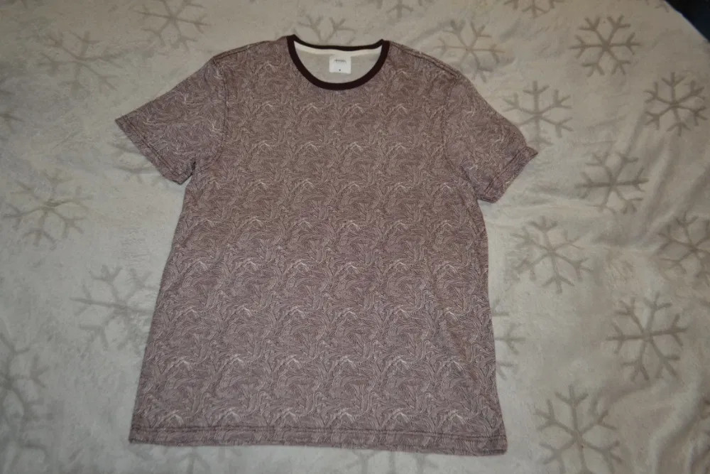 Мужская футболка burton london размер м-38 англия фото №1