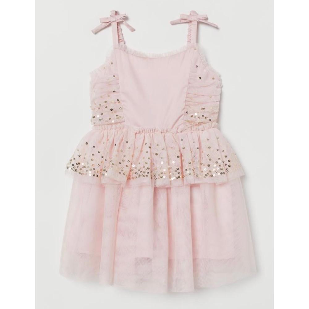 Платье h&m 9-10 (140 см) фото №1