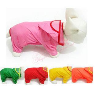 Недорогие дождевики для собак разных пород. плащ для собак. одежда для собак. фото №1