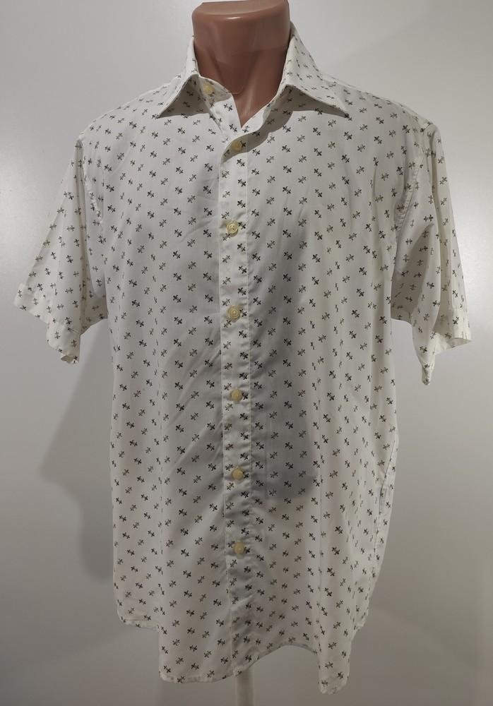 Чоловіча сорочка розмір l(я8) фото №1