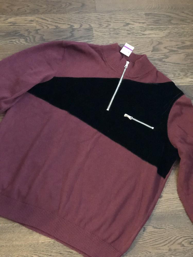 Новый свитер, реглан мужской xxl фото №1