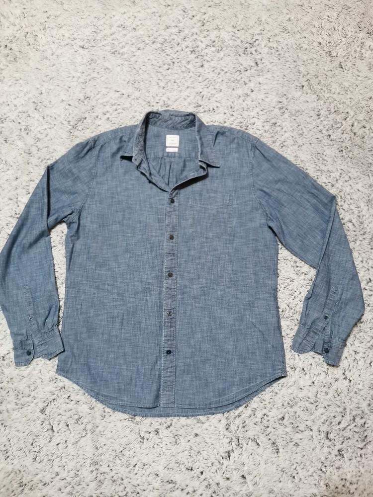 Рубашка джинсовая фото №1
