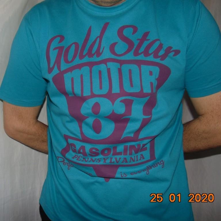 Стильная фирменная футболка бренд tu тию .л-хл фото №1