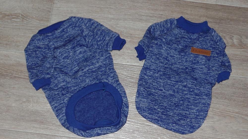 Теплый свитер собачке или коту р xl фото №1