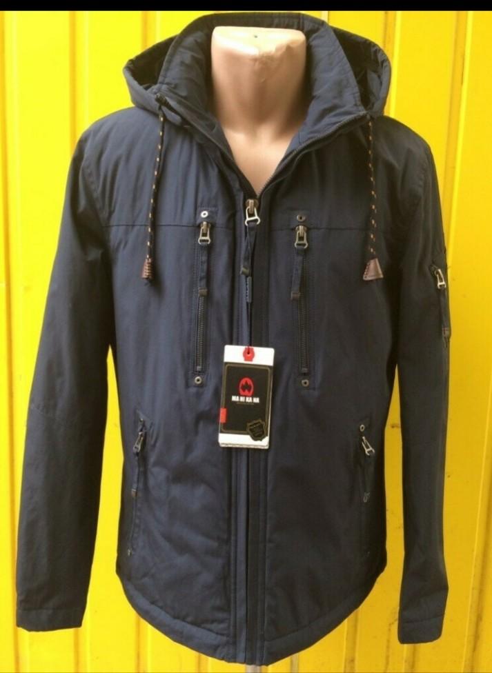 Мужская демисезонная куртка фото №1