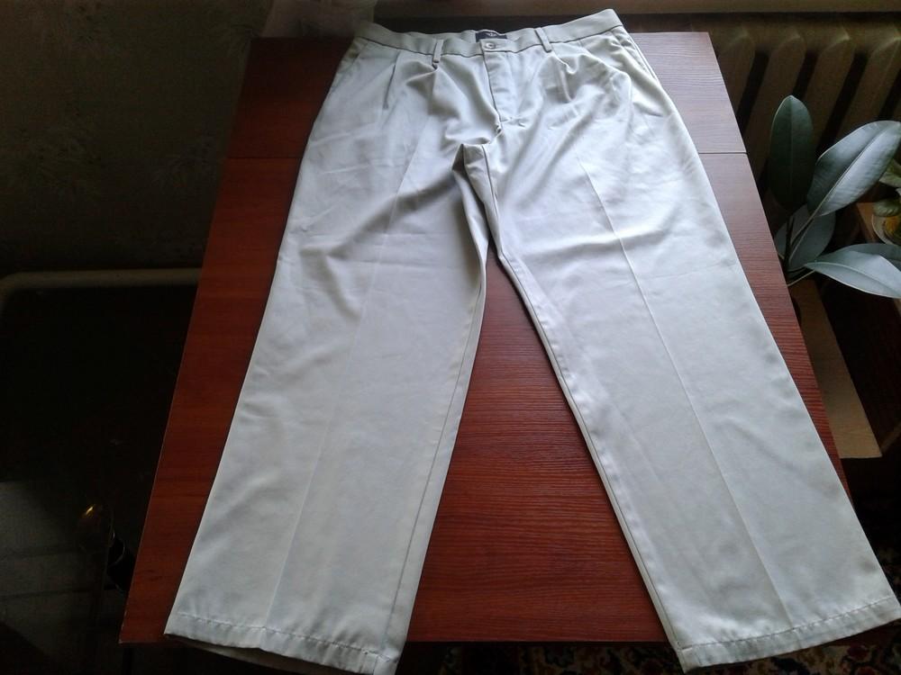 Мужские американские светлые штаны 52р. фото №1