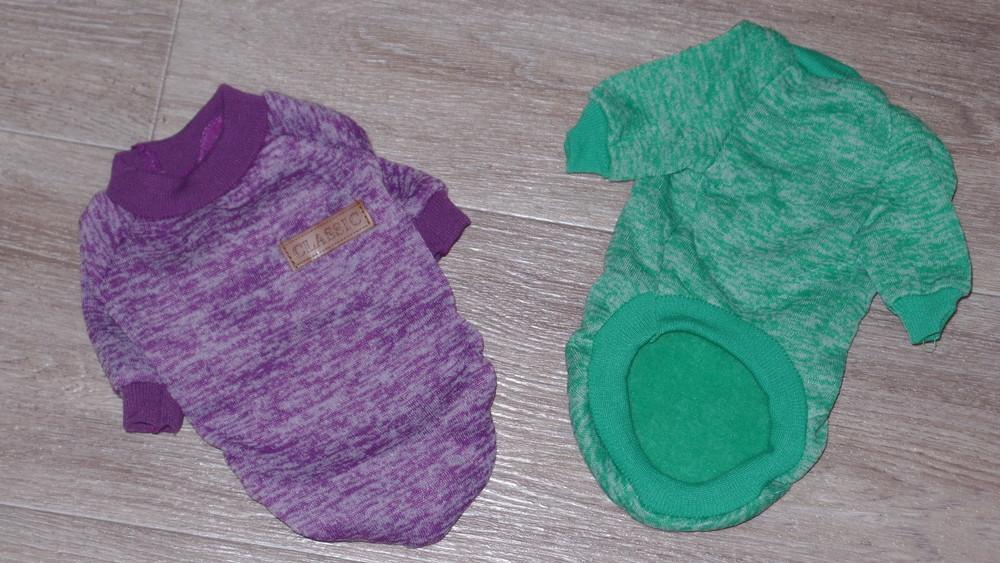 Теплые свитерки собачке или котику р м фото №1