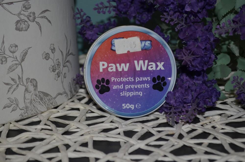 Защитная мазь бальзам для подушечек лап собак protects paws and prevents slipping 50 g фото №1