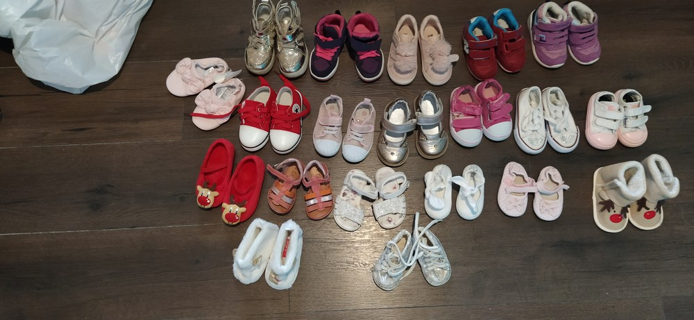 Обувь для девочки фото №1
