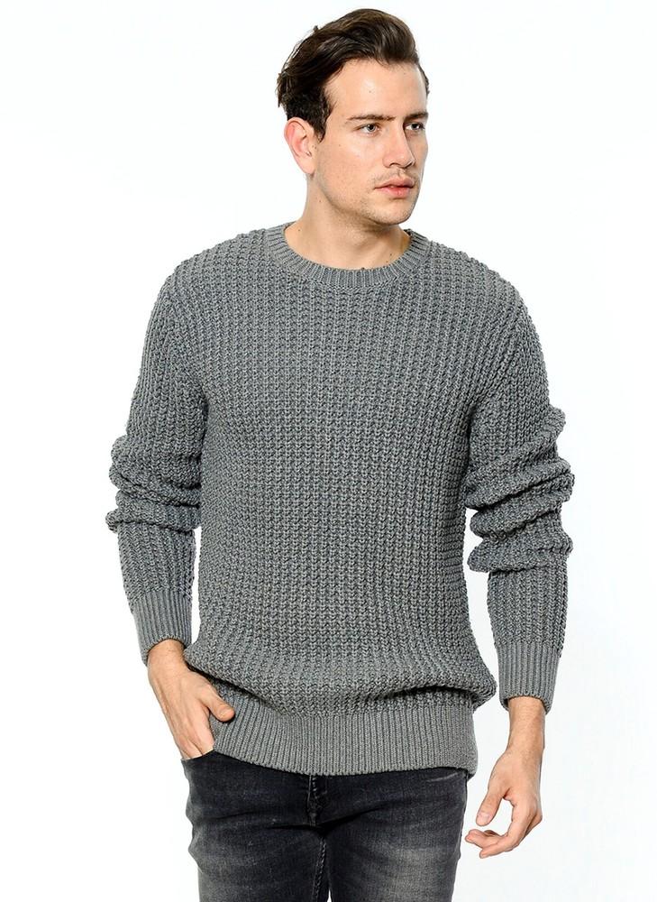 Стильный теплый свитер/джемпер hilfiger denim фото №1