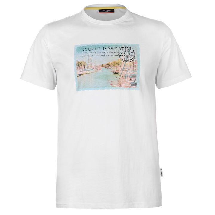 Мужские футболки pierre cardin в ассортименте фото №1