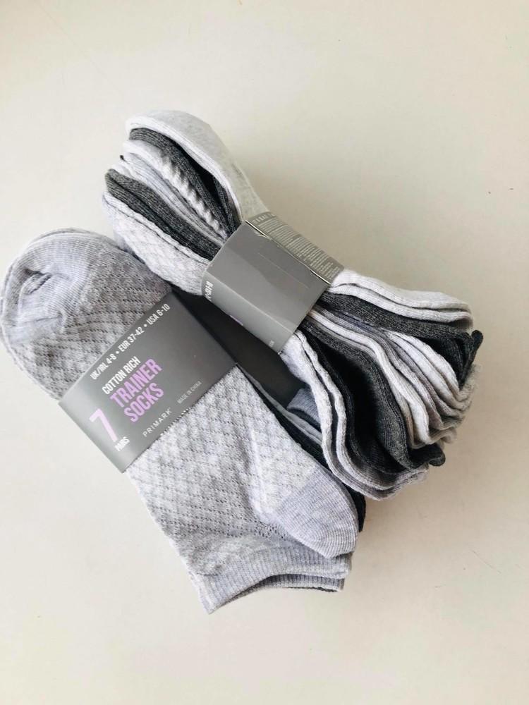Носки женские примарк 7 шт фото №1