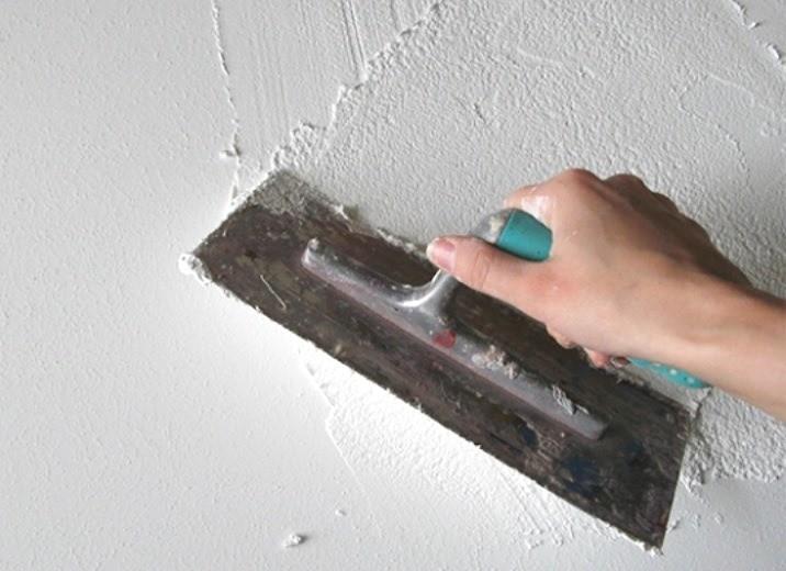 Малярные работы шпаклевка стен потолков фото №1