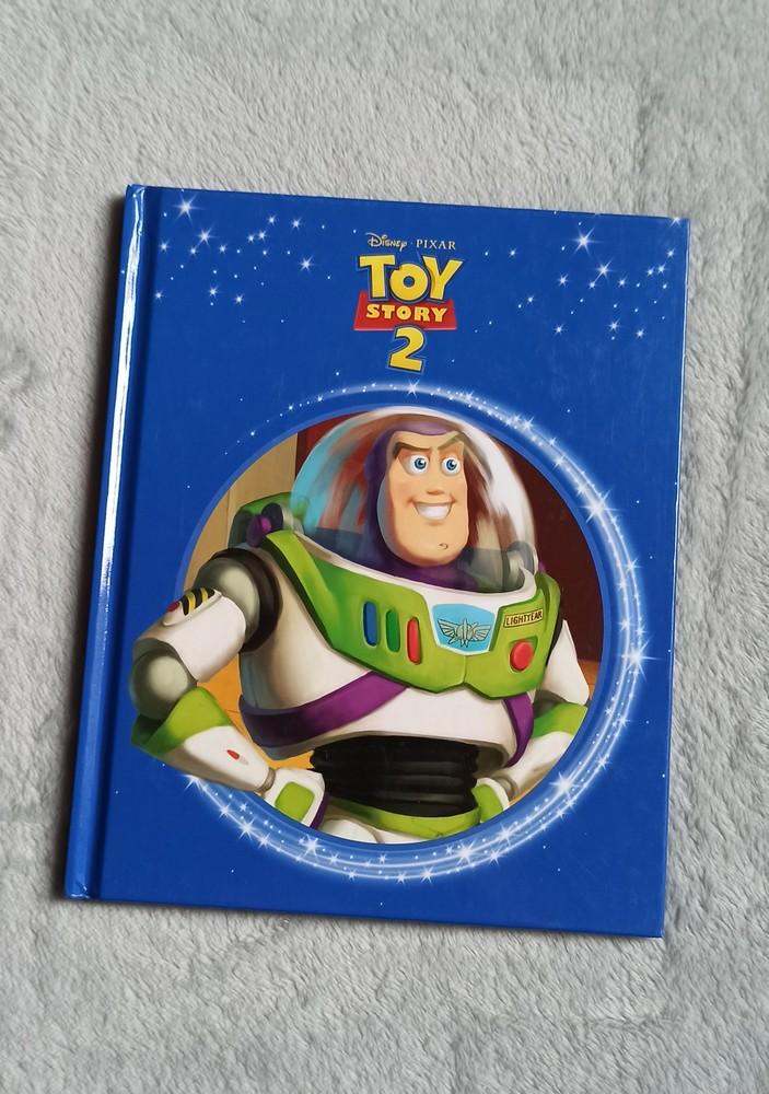Книга на англ. история игрушек - 2. идеал! фото №1