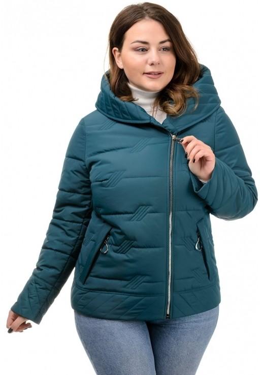 Демисезонная куртка арина, размеры 50 - 56, цвета разные фото №1