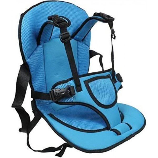 Бескаркасное автокресло для детей multi function car cushion фото №1