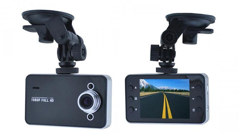 Видеорегистратор автомобильный dvr k6000 full hd vehicle blackbox dvr 1080p, dvr 6000 fullhd фото №1