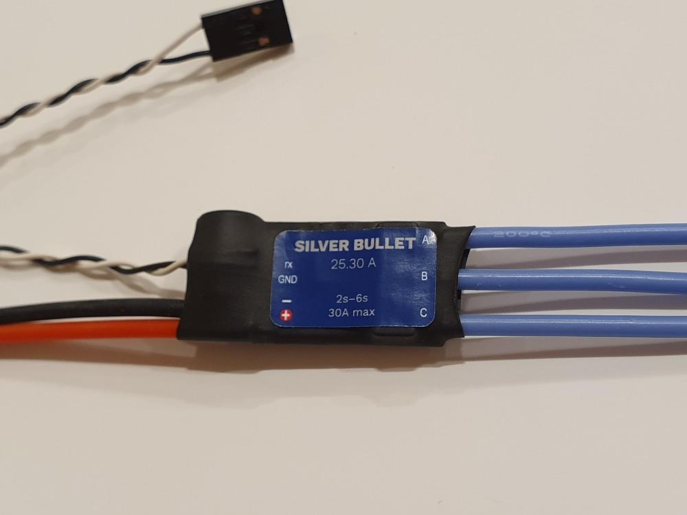 Регулятор скорости silver bullet 25.30a оригинальная модель фото №1