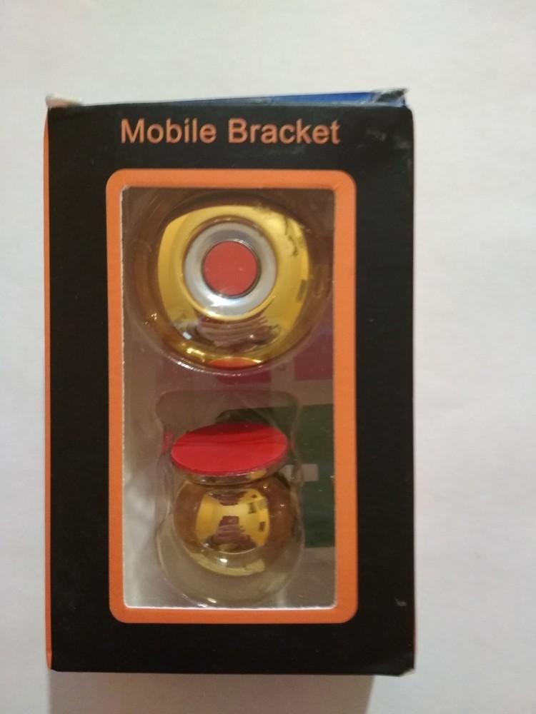 Магнитный держатель в авто 360 mobile bracket фото №1