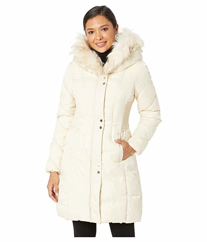 Зимнее пальто фото №1