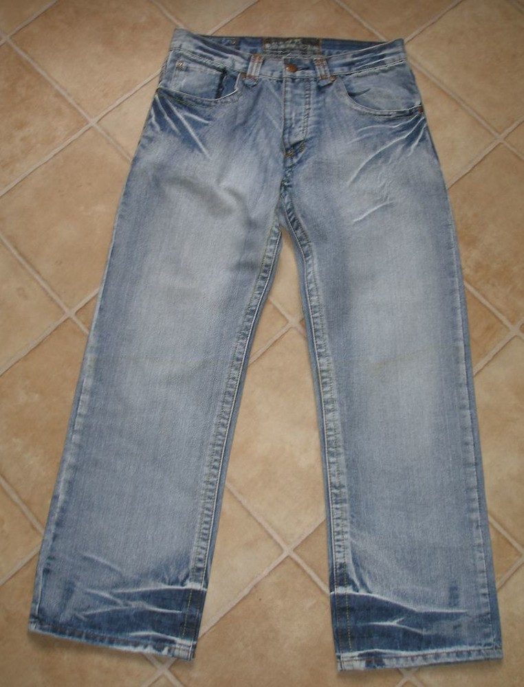 3778 джинсы osaka m. (32s). фото №1