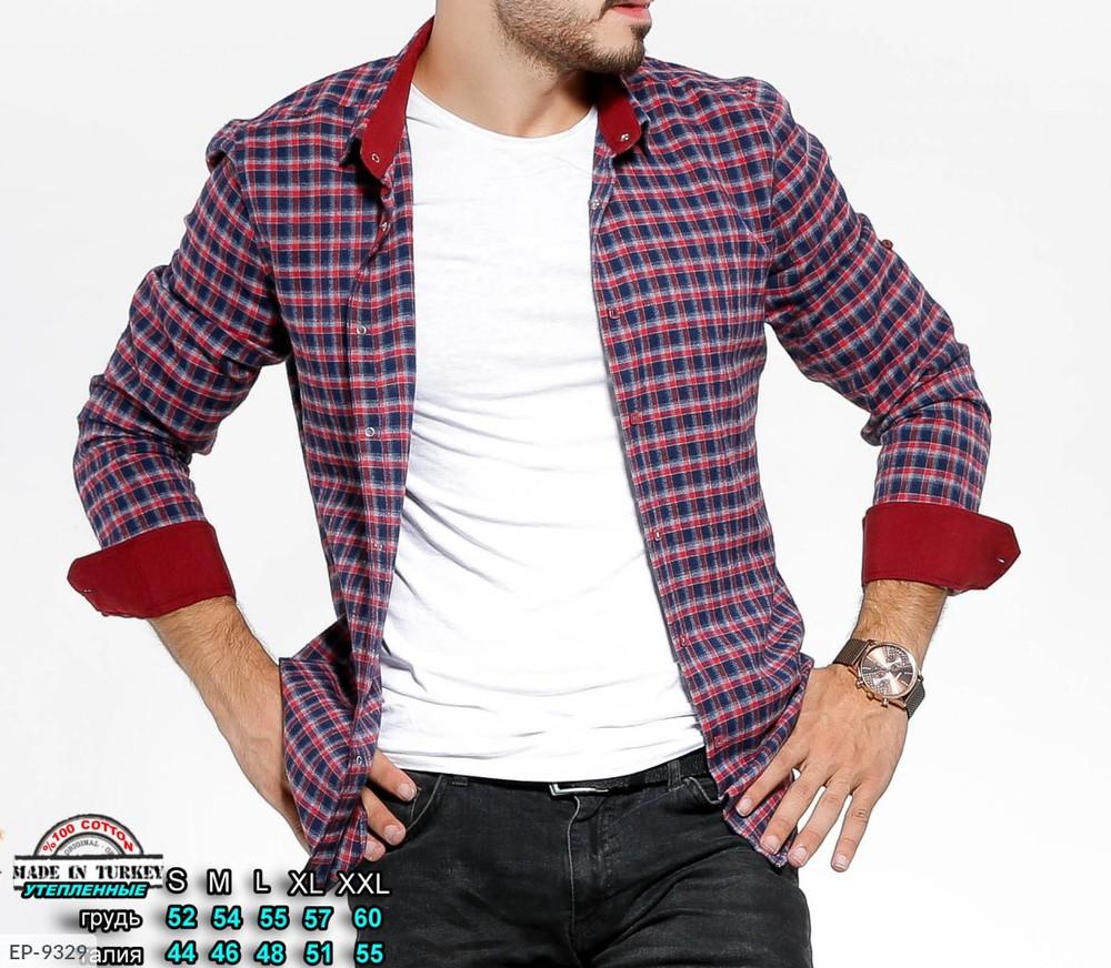 Новиночки!!! мужская рубашка , размеры 44-54 фото №1