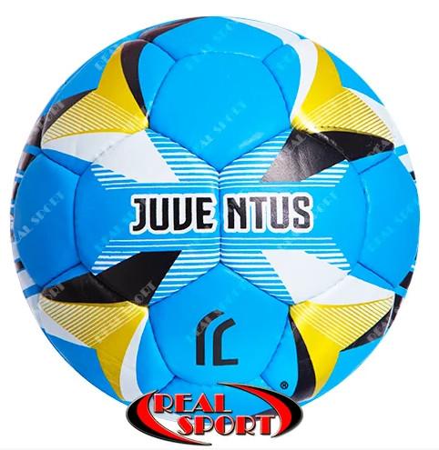 Мяч футбольный juventusfb-0681 5, 5 сл. , сшит вручную фото №1