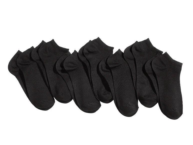 Летние короткие носки сеточка esmara livergy германия, мужские женские фото №1
