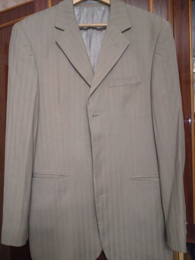 Пиджак мужской( р.50) фото №1